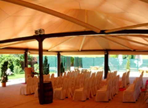 Fully equipped function rooms ideal for all types of events