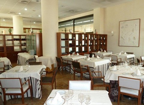 Hécua Restaurant is ideal for lovers of good food