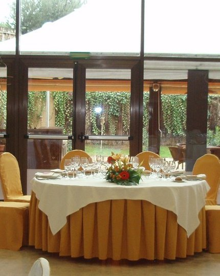 The Sercotel La Princesa Hotel has nine function rooms for ...